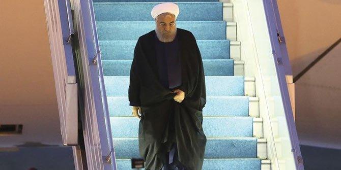 Ruhani'den ABD'ye nükleer rest