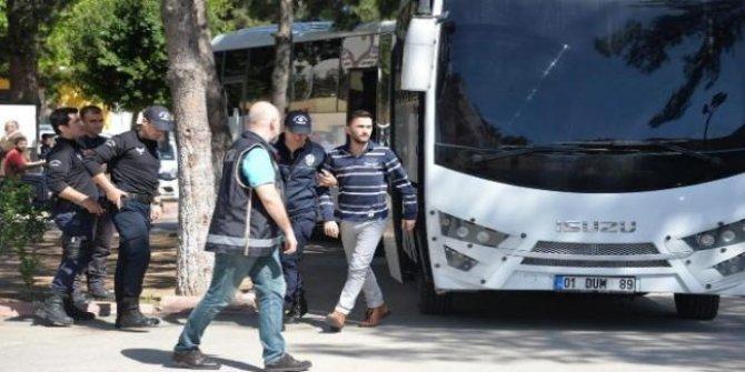 """Antalya'da FETÖ'nün """"hücre evleri""""ne operasyon"""