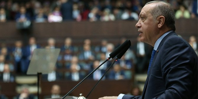 AK Parti'den Cumhurbaşkanı Erdoğan kararı! Başbakan açıkladı