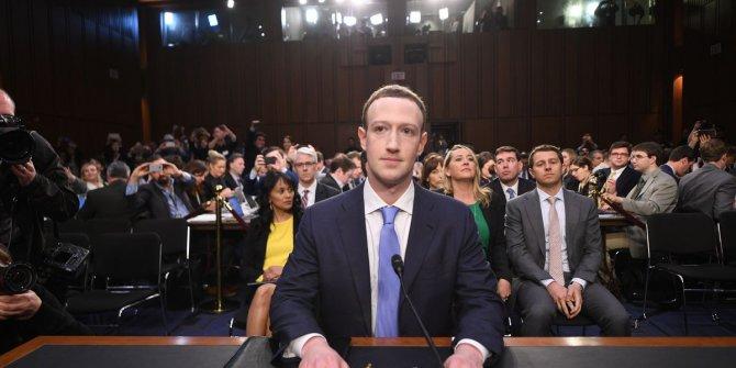 Mark Zuckerberg AB'de sorguya çekildi