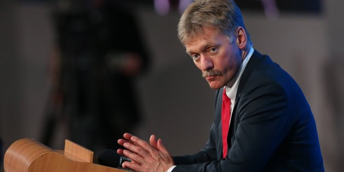 Peskov'dan son dakika açıklaması