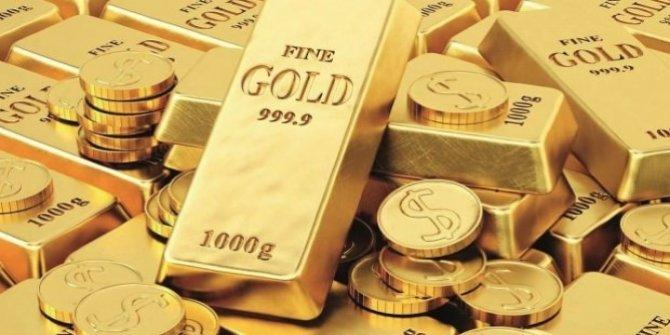 Altının kilogramı 191 bin 810 liraya geriledi
