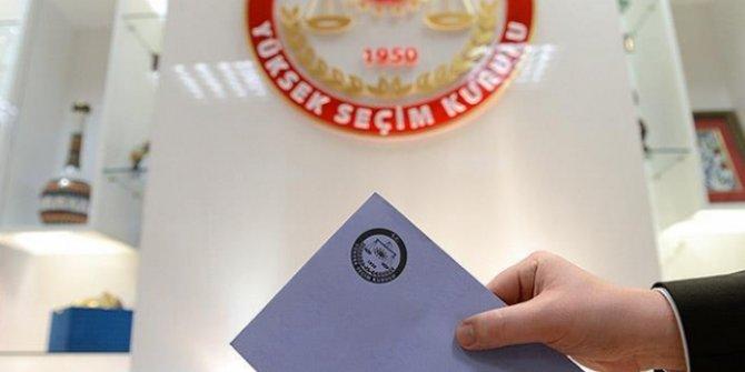 Cumhurbaşkanlığı aday başvurusunda yarın son gün