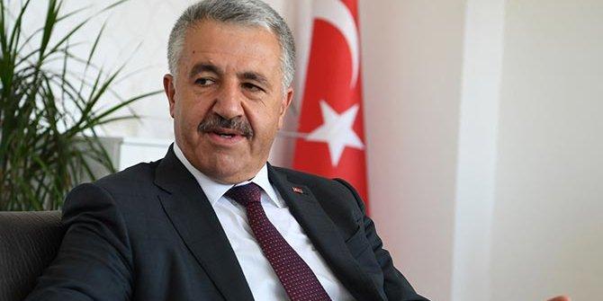 Bakan Arslan'dan PTT Messenger açıklaması