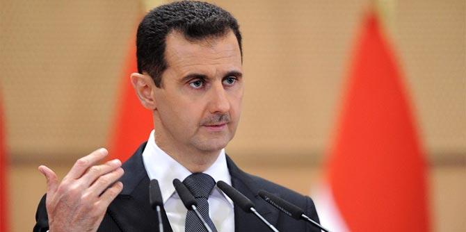 Suriye'de flaş gelişme! Esad, YPG'ye saldırdı
