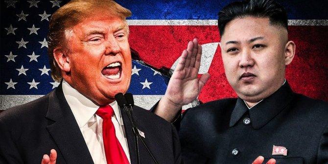 Trump'tan Kim Jong açıklaması