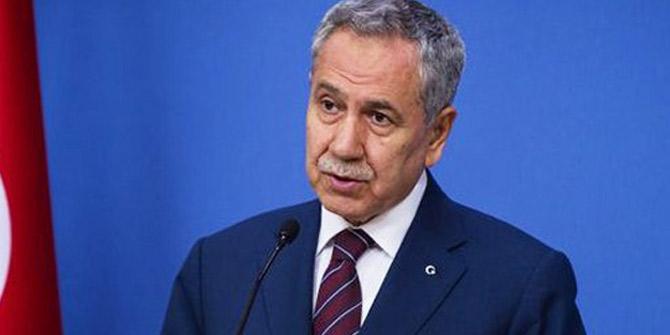 """Bülent Arınç Abdullah Gül'e sitem! """"Bekledim.."""""""