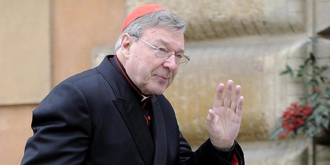 Kardinal Pell, Avustralya'da cinsel istismardan yargılanacak