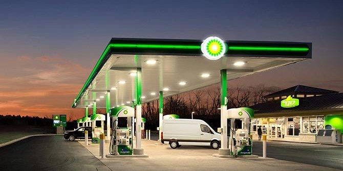 BP'nin ilk çeyrek karı yüzde 71 arttı