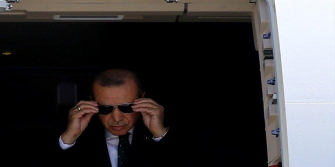 """Cumhurbaşkanı Erdoğan'dan """"Hızla hayata geçirelim"""" mesajı"""