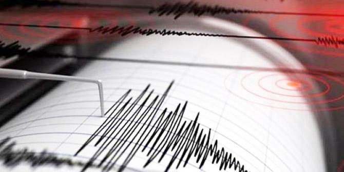 İran'ın Siseht kenti depremle sarsıldı