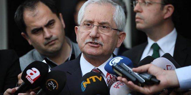 YSK: Suriye ve Irak'ta operasyonda olan askerlere