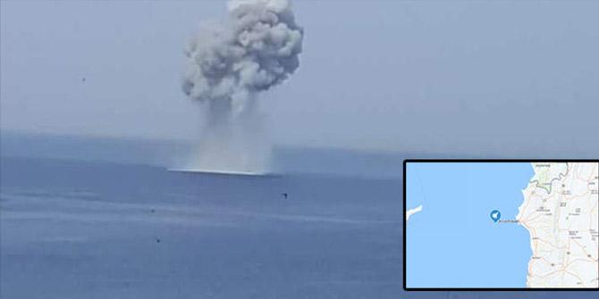 Suriye'de Rus savaş uçağı düştü'