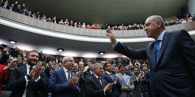 Ak parti, 316 imza ile Erdoğan'ı aday gösterdi!