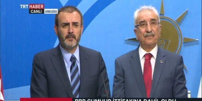 AK Parti sözcüsü Mahir Ünal'dan çarpıcı açıklamalar