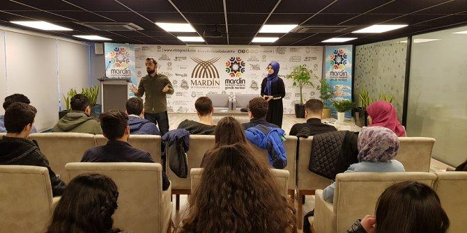 Mardinli gençlerin İzzetbegoviç heyecanı
