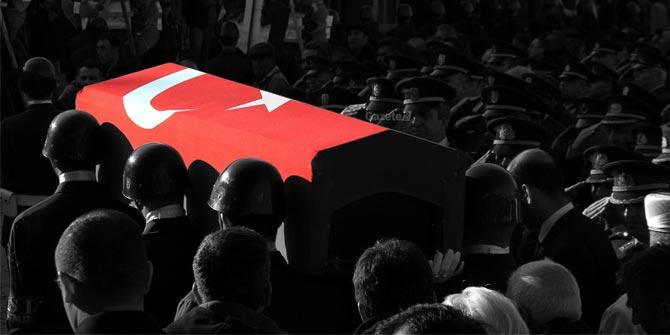 Afrin'den acı haber: Bir asker şehit oldu