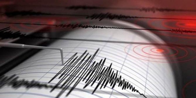 Afganistan'da 6,2 büyüklüğünde depremle sarsıldı