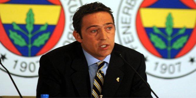 Ali Koç: Fenerbahçe hak ettiği şekilde yönetilmeli