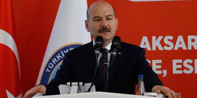 Bakan Soylu'dan CHP'li Tekin'nin iddialarına yalanlama