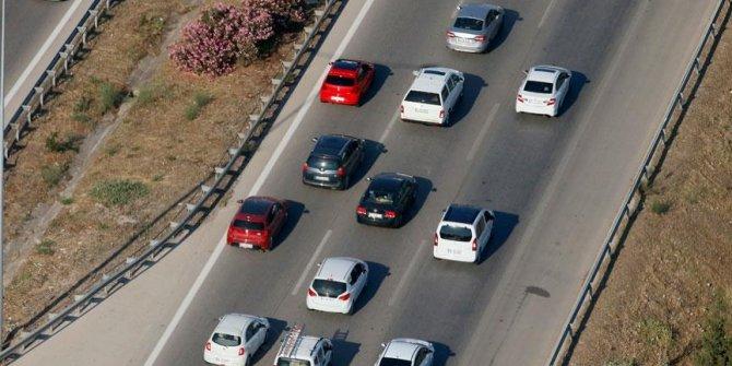 Trafikte makas atanlara büyük ceza