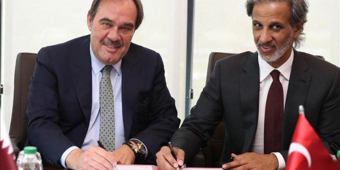 TFF ile Katar Futbol Federasyonu arasında iş birliği