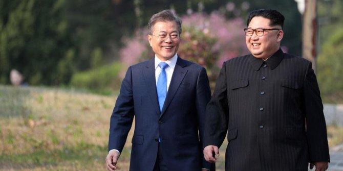 Kore'de barış adımları!Saat dilimleri eşitlendi