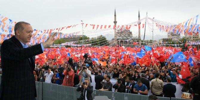 Cumhurbaşkanı Erdoğan: Haftalarca milleti oyaladılar