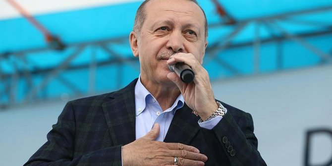 Cumhurbaşkanı Erdoğan, Soner Demirtaş'ı kutladı