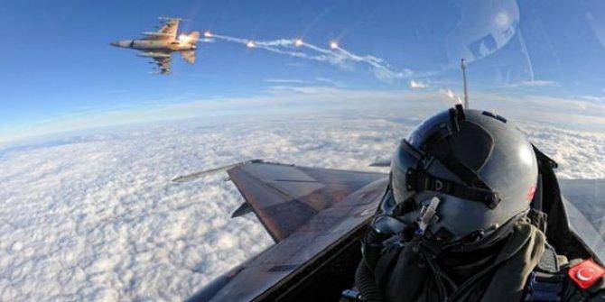 Ankesörlü telefondan36 F-16 pilotu çıktı