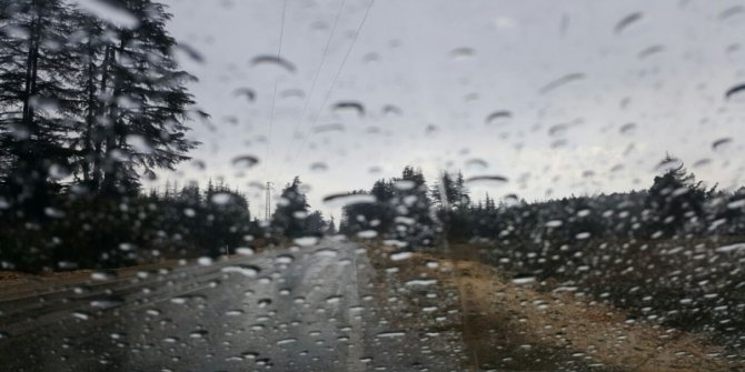 Meteorolojiden 8 il için kuvvetli yağış uyarısı