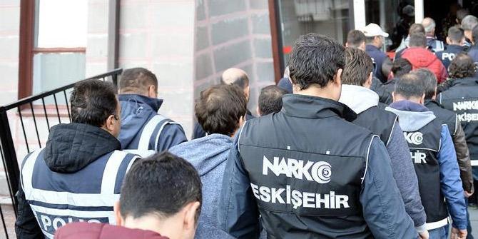Son 4 ayda 7 bin 473 kişi uyuşturucu nedeniyle tutuklandı