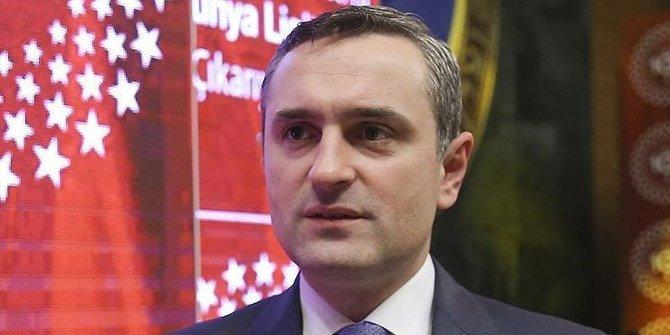 AK Parti İstanbul İl Başkanlığı'na Şenocak yeniden seçildi
