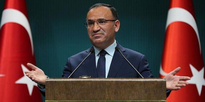 Adalet Bakanı Bozdağ: Erdoğan için değil Erdoğan sonrası için