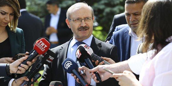 AK Parti'de mülakatlar başladı