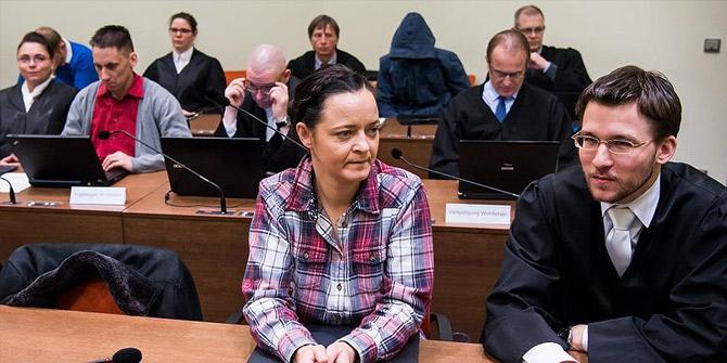 Almanya'daki NSU davası
