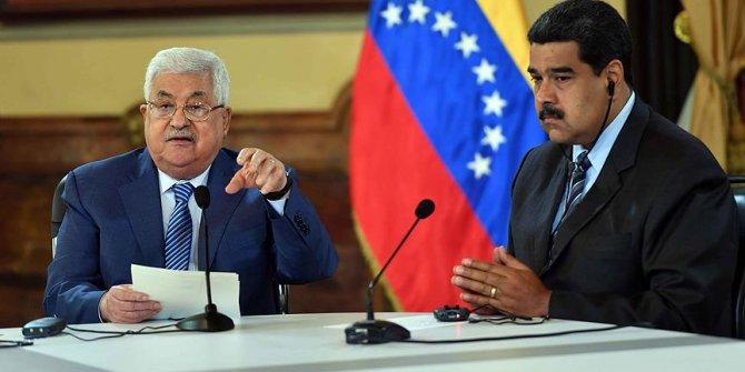 Abbas'tan Latin Amerika ülkelerine çağrı
