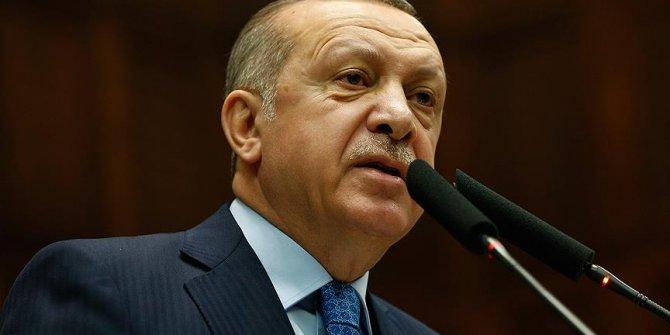 """""""Muhalefetin bir projesi var o da Türkiye'yi eski sisteme döndürmek"""""""