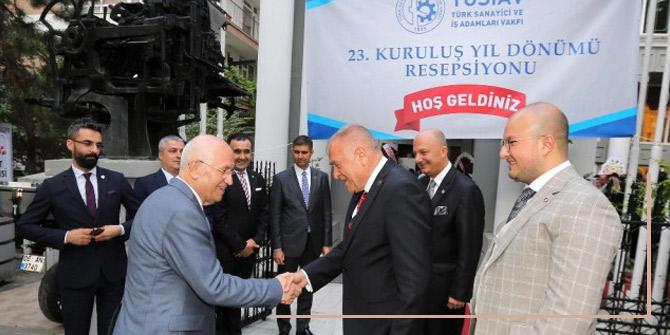 TÜSİAV 23. yılını kutladı