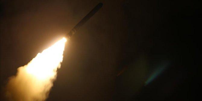 Suudi Arabistan'ın Cazan vilayetine balistik füze atıldı