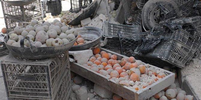 Somali'de pazar yerinde intihar saldırısı: 15 ölü