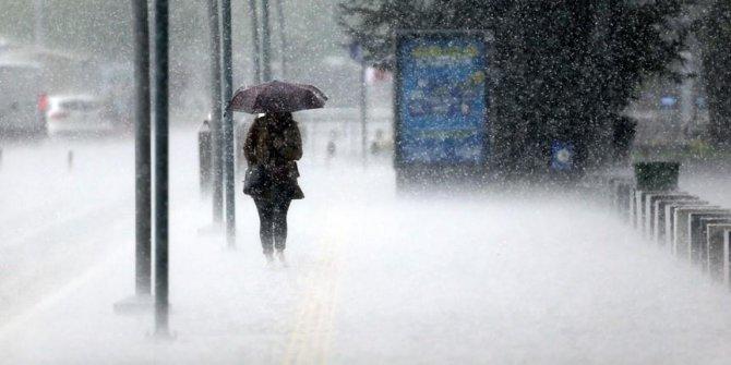 Meteoroloji'den Marmara için kritik uyarı!