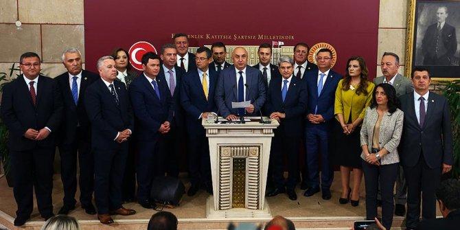 Geldikleri gibi gittiler! 15 milletvekili CHP'ye geri döndü