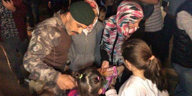 Afrin'den dönen PÖH'LER gözyaşları ile karşıladılar
