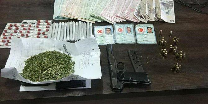 Başkentte uyuşturucu operasyonu