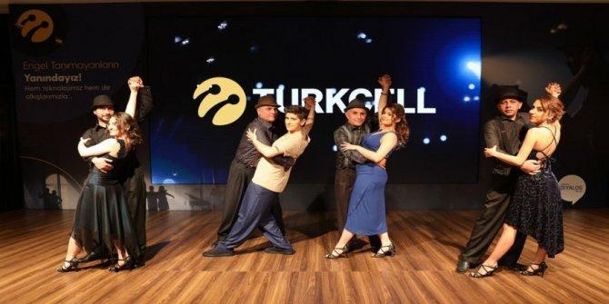 Turkcell'in desteği ile engel tanımayan tango