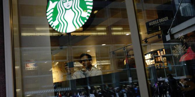 Starbucks yeni tuvalet politikasını açıkladı