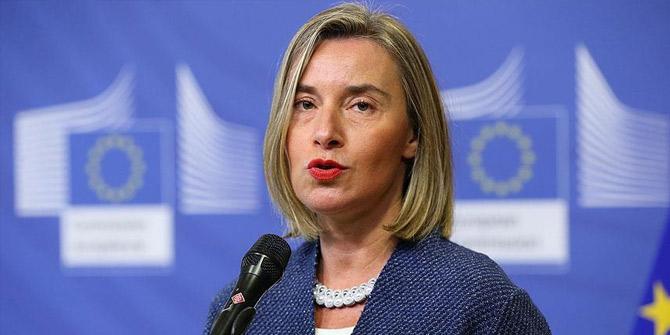 Federica Mogherini'den ABD'nin İran kararına karşı tavır