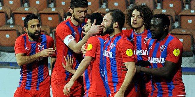 Karabükspor Fenerbahçe ile onurlu bir şekilde mücadele edecek
