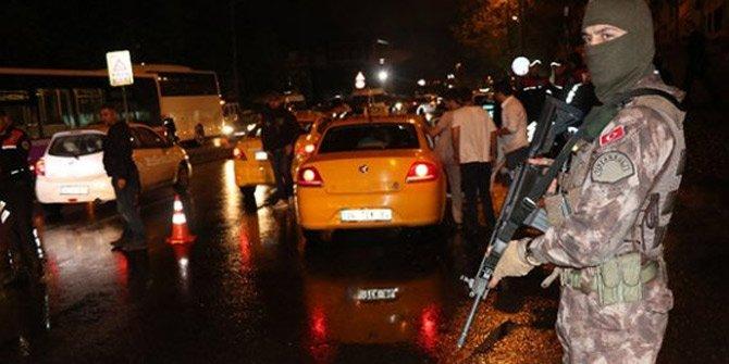 İstanbul'un 39 ilçesinde huzur operasyonu